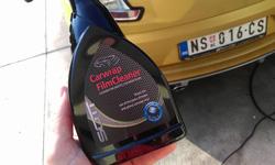 Carwrap cleaner